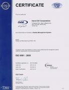ISO 9001:2008 - DQS