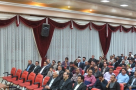 دومین همایش توزیع مویرگی استان تهران