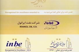 جایزه ملی تعالی سازمانی