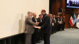 در دومین جشنواره رتبه بندی شرکت های تابعه شستا