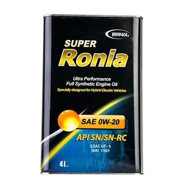 ایرانول  Super Ronia 0w20