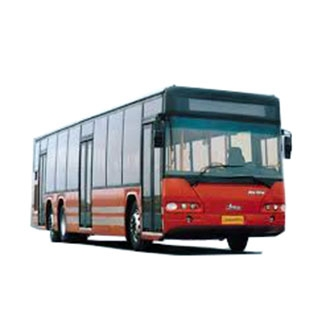 اتوبوس درون شهری  Megatrans
