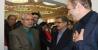 حضور دکتر ربیعی وزیر تعاون، کار و رفاه اجتماعی در غرفه ایرانول